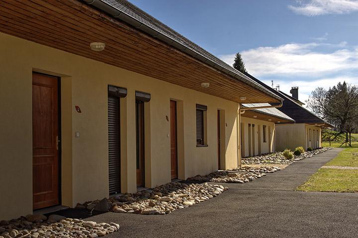 Appart Hotel Auberge de la Xaintrie