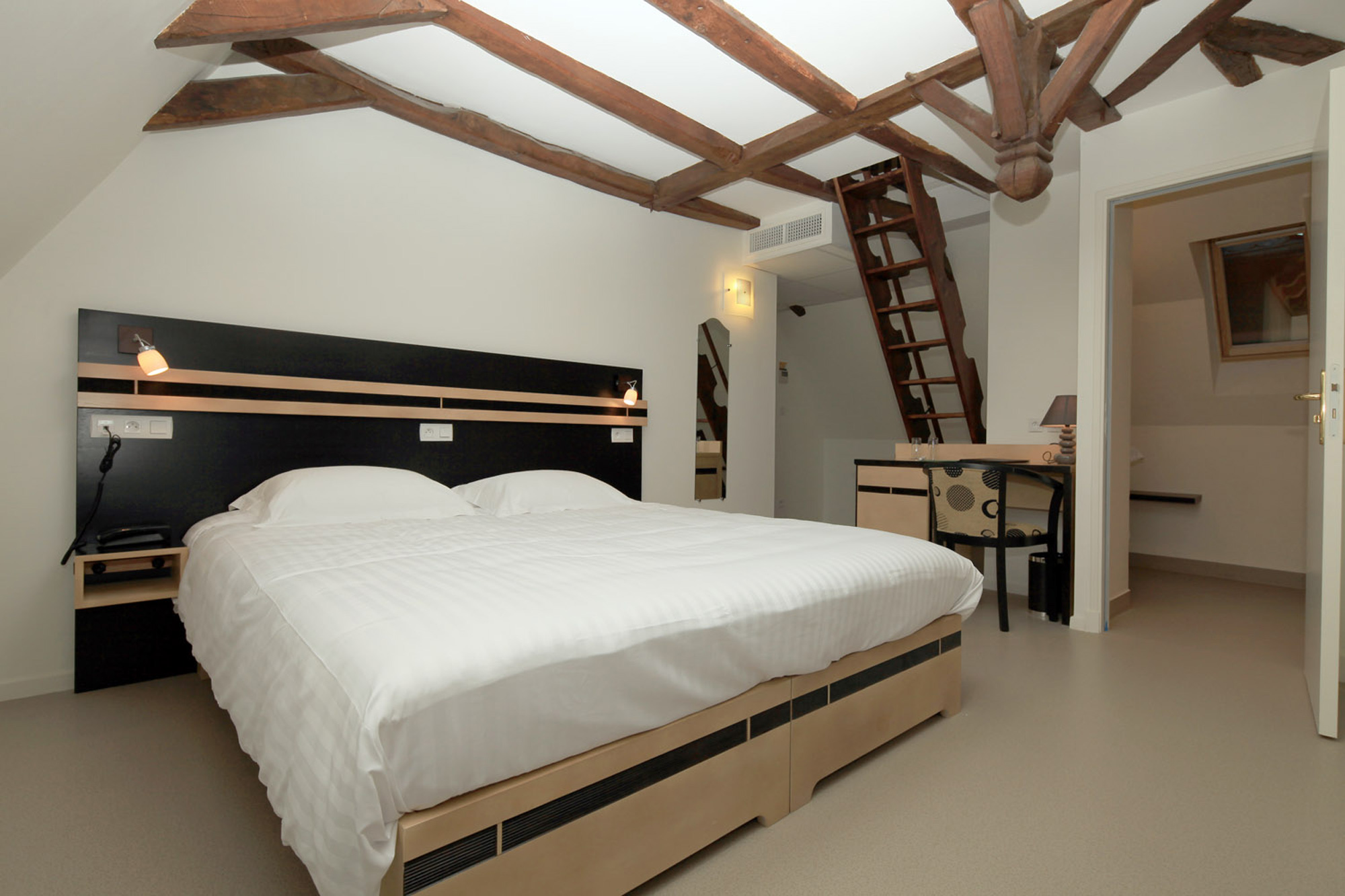 Chambre Hotel Xaintrie